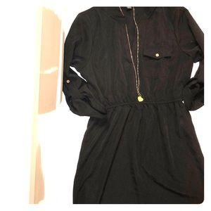 Black dress only